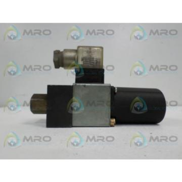 REXROTH USA Dutch HED 8 0A 12/200 PRESSURE SWITCH (AS PICTURED)*USED*
