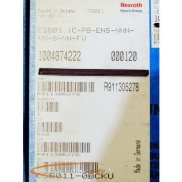 Rexroth Australia India CSB01.1C-PB-ENS-NNN-NN-S-NN-FW IndraDrive Servosteller   > ungebraucht!