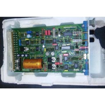 REXROTH Mexico France VT5011/12 S33 R5 AMPLIFIER CARD VT5011/12S33R5