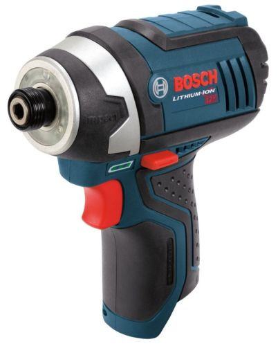 """*NEW* Bosch 12V Lithium Ion PS41B 1/4"""" Hex Cordless Impact Driver PS41"""