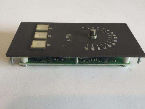 Rexroth Korea Russia Indramat 109-0912-4A03-05 Potentiometer Circuit Board 10909124A0305