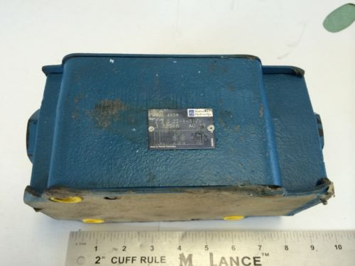 USED France Australia REXROTH Z2S 22-1-51/V 3 22018 A0 49 HYDRAULIC VALVE 495*  GB