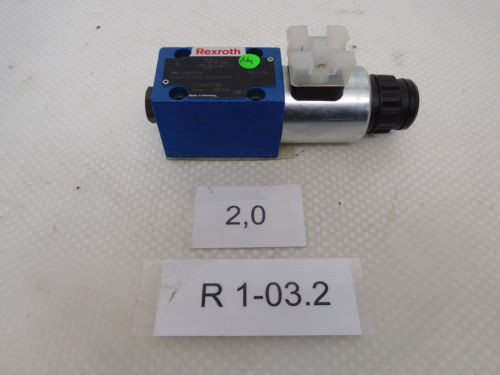 Rexroth USA India 4WE 6 Y62/EG24NK4, R900921732, Directional control valve 4/2 unused
