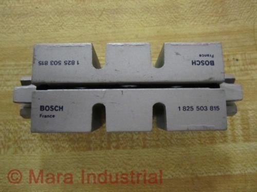 Rexroth China Russia Bosch Group 1 825 503 815 Valve Manifold - New No Box