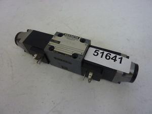 Rexroth India Italy Valve 4WE6W51/AG24N9K4V Used #51641