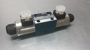 Bosch Dutch India Rexroth 4/3 Wegeventil 0810091240 315bar Hydraulikventil 24V DC(E0012)