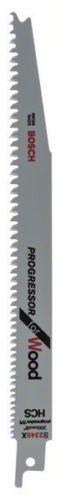 "BOSCH HCS 8""200x19x1.25 WOOD Sabre Saw Blades(2) S2345X 2608654403 3165140169578"