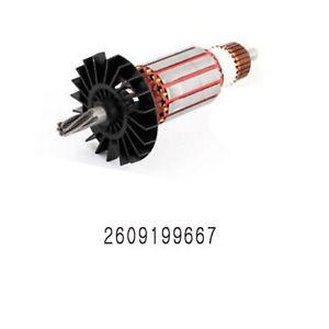 BOSCH ARMATURE  FOR GSB13RE (New)(667) No-2609199667  220-240V