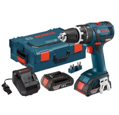 New 18-Volt EC 1/2 in. Cordless Brushless Compact Tough Hammer Drill Driver