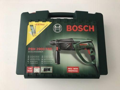 BOSCH HAMMERDRILL PBH 2900 FRE