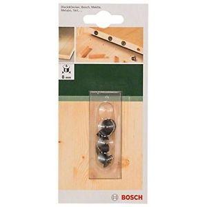 Bosch 2609255316 4 Dispositivi Segna Fori, Diametro 8