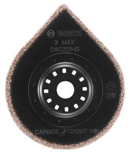 Grout and Tile Blade, Bosch, OSC212HG
