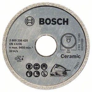 Bosch Diamond Ceramic Cutting Blade - PKS 16 Multi 2609256425 3165140644174 '