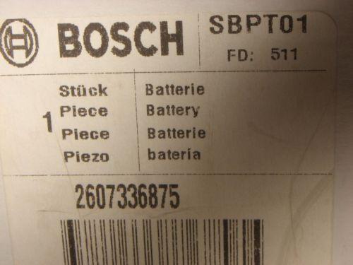 2 Pack Bosch BAT612 18V 18 Volt Li-Ion Newest 2.0Ah Battery SlimPack - Recon