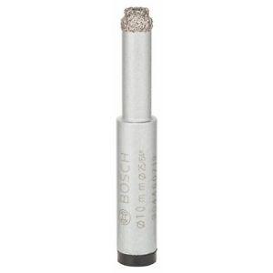 Bosch 5290010 Easy Dry Diamond Bit Punte Diamantate, Diametro 10 mm