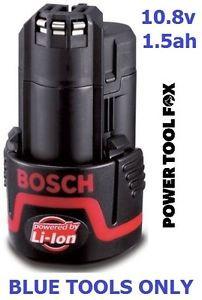 Bosch PowerALL 10,8V 1.5ah BATTERY 2607336761 2 607 336 761 1600Z0002W 925