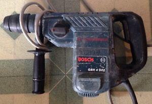 Bosch Rotary hammer drill GBH 4 DFE