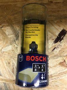 """BOSCH 85296MC ROUTER BIT ROUNDOVER 1/4"""" SHANK"""