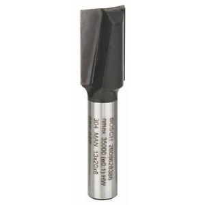 Bosch Accessori 2 608 628 386 - Fresa per scanalature 8 mm, D1 13 mm, L 20 mm, G