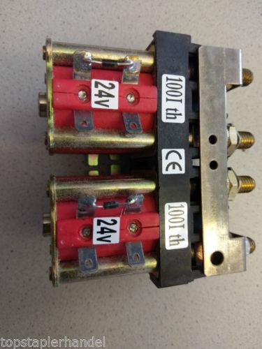 Schütz 24V Linde 0039763500 T16/18/20/30 L10/12/14/16 BR 360,362,364,365,379