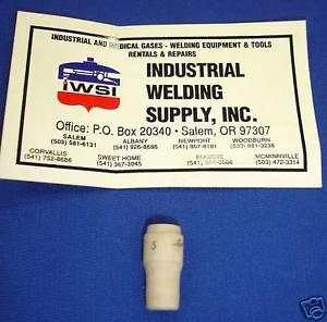 "Linde 13N15  #5  Lava Nozzle $9  Tig Torch Weldcraft WP20 WP9   5/16"""