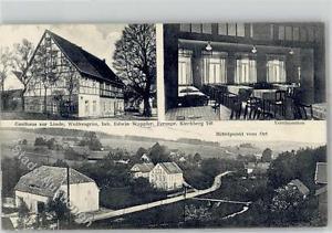 51692755 - Wolfersgruen b Zwickau Gasthaus Zur Linde Preissenkung