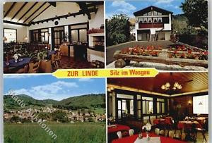 51391188 - Silz , Pfalz Gasthaus zur Linde Preissenkung