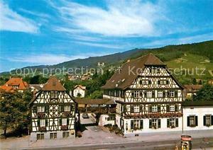 72891116 Oberkirch Baden Romantik Hotel Zur Oberen Linde Oberkirch