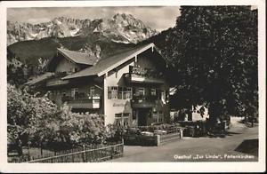 40933332 Partenkirchen Partenkirchen Gasthof zur Linde x Garmisch-Partenkirchen