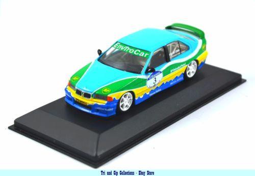 [17-6-1] MINICHAMPS - 1:43 - BMW 318 is/4  #3  Stannic TCC - Van Der Linde