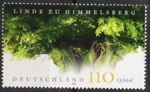 BUND Nr.2208 ** Linde von Himmelsberg 2001, postfrisch