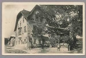 632048) AK Hotel zur 1000 jährigen Linde Kirchberg am Wechsel Niederösterreich