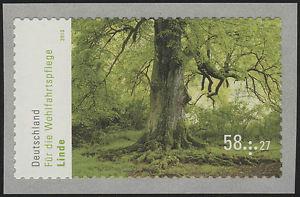2986 Wohlfahrt Bäume Linde, SELBSTKLEBEND,  **