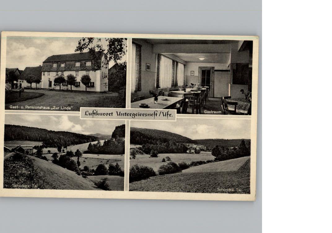 31175858 Bad Brueckenau Gasthaus zur Linde Bad Brueckenau