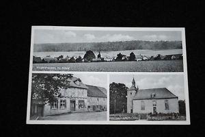 AK Hoyershausen Kr. Alfeld LK Hildesheim Gasthaus zur alten Linde K. Schneider