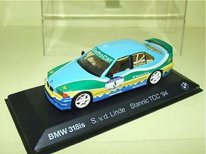 BMW 318 is S.V.D. LINDE STANNIC TCC 1994 MINICHAMPS MINICHAMPS