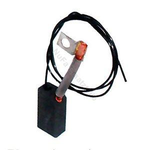Kohlebürste für Linde Gabelstapler, Hubwagen 22 x 12,5 x 8 mm (0009718102)