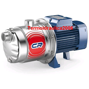 Stainless Steel 304 Multi Stage Centrifugal Pump 3CRm80-N 0,6Hp 240V Pedrollo Z1