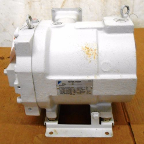 DAIKIN ROTOR PUMP RP23A1-22-30, HYDRAULIC PUMP, 3 PH, 2.2 KW, 10-GB-10921,