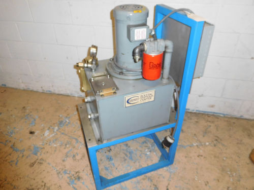 Continental 37B Series 3HP Hydraulic Power Unit 2.8GPM