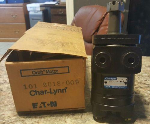 101-2018-009, Charlynn H Series LSHT Hydraulic Motor, .96 cm3/r