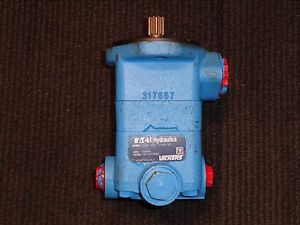 """NOS VICKERS POWER STEERING PUMP """" V10F 1S7T 11A5H 20 """" NEW FLYER TRANSIT BUS"""
