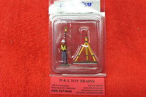 90-0459 Komatsu Figure With GPS Base & Rover New In Package
