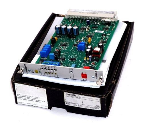 NEW Canada Germany BOSCH REXROTH VT-VRPA2-210/V0/T1 AMPLIFIER BOARD VTVRPA2210/V0/T1