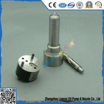 ERIKC 7135-651 big repair kit,cr injector valve 9308-621c and C.Rail Injector nozzle L121PBD for injector EJBR03301D