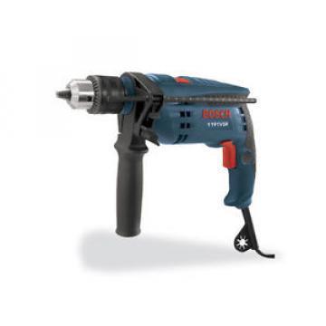 """Bosch 1/2"""" 7 amp Single Speed Hammer Drill 1191VSRK Reconditioned"""