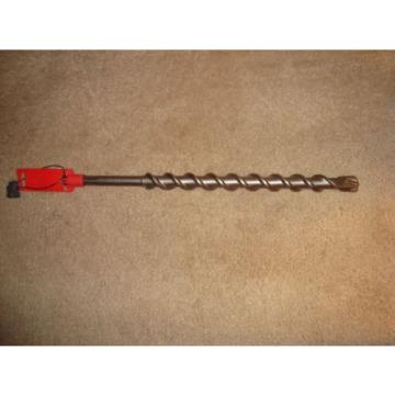 "BOSCH Speed X #HC5071 1-1/4"" x 21"" SDS Max Rotary Hammer Bit"