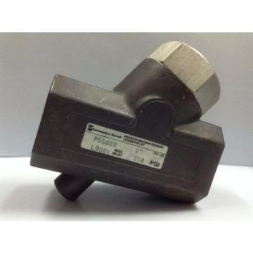 """REXROTH Canada Egypt P55028 NRV Check Valve 250 psi 1"""""""