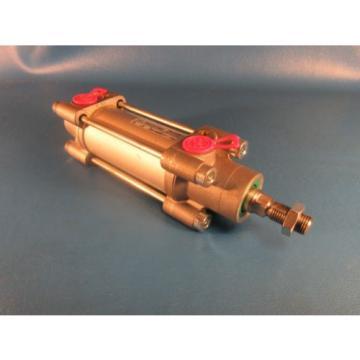 Rexroth Italy Dutch 0822341002 Pneumatic Air Cylinder, Max 10 Bar, 40/50