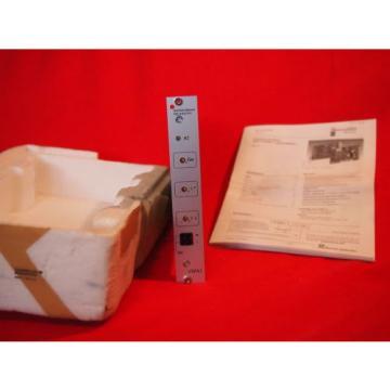 REXROTH Canada Mexico VSPA1 *NEW* ANALOG AMPLIFIER CARD VT-VSPA1-1-11 (1D1)